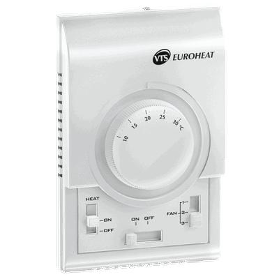 DX регулятор скорости вращения вентилятора со встроенным термостатом